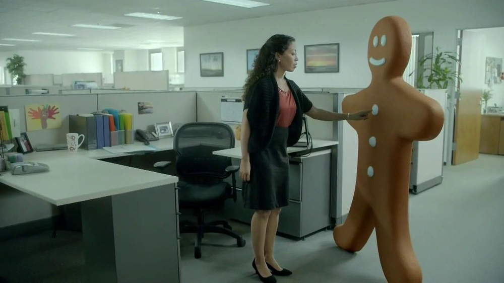 Kmart TV Spot, 'Gingerbread Man' - Screenshot 8