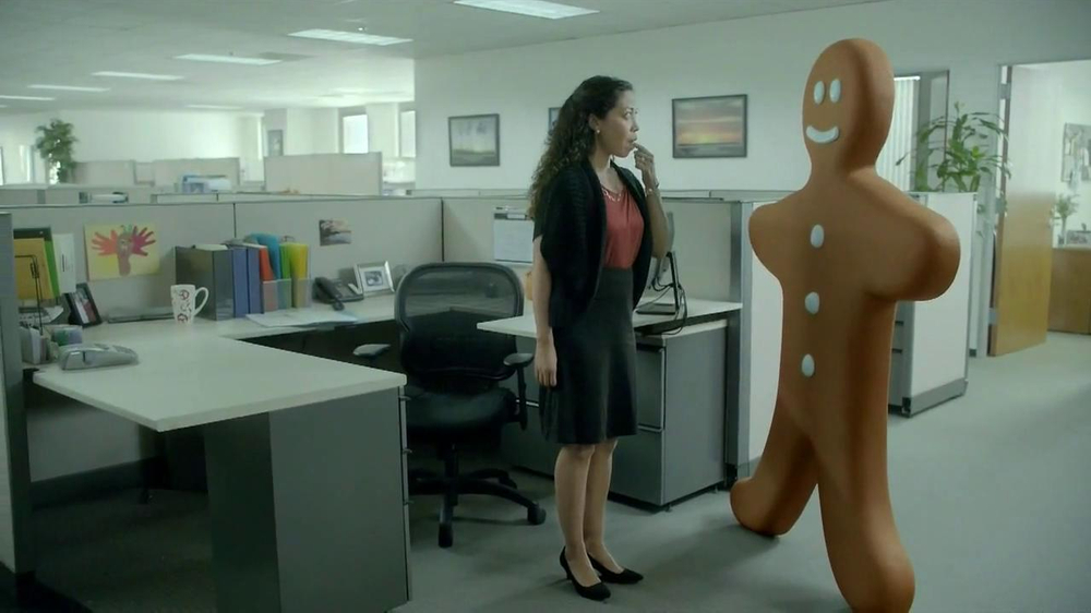 Kmart TV Spot, 'Gingerbread Man' - Screenshot 9