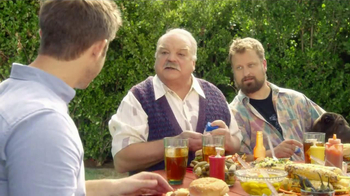 Pepcid Complete TV Spot, 'The Burns Family BBQ' Featuring Richard Riehle - Thumbnail 5