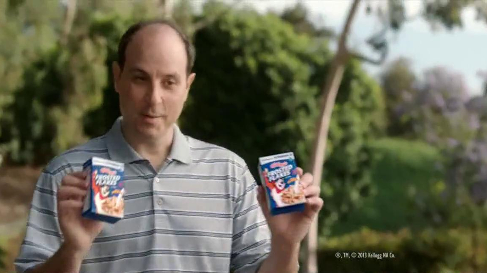 Frosted Flakes TV Spot, 'Golf' - Screenshot 7