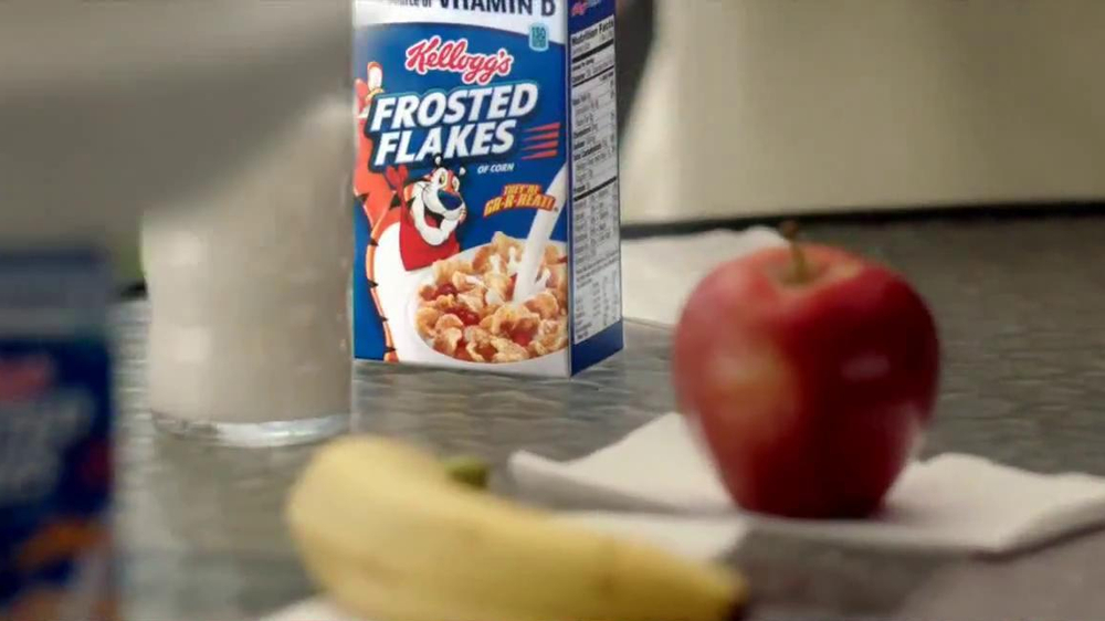 Frosted Flakes TV Spot, 'Golf' - Screenshot 8