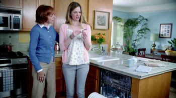 Cascade Platinum TV Spot, 'Mom's Spoons'