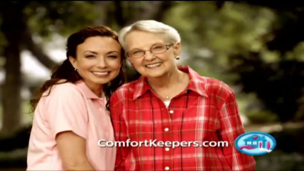 Comfort Keepers TV Spot, 'Use a Hand' - Screenshot 10