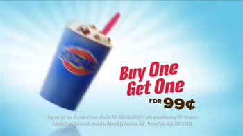 Dairy Queen Blizzards TV Spot, 'Buy One, Get One for 99 Cents' - Thumbnail 10