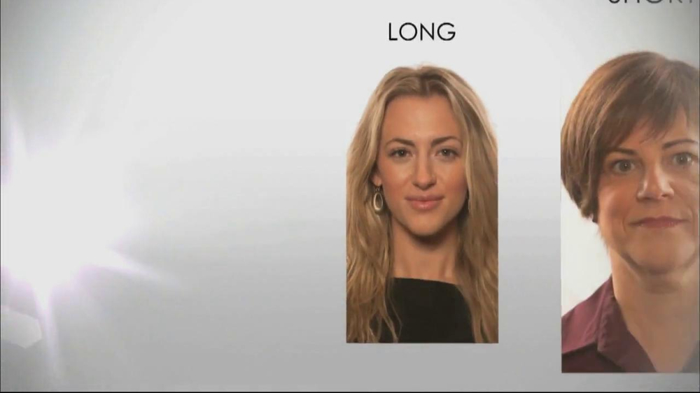Perfecter Fusion Styler TV Spot, 'Perfect Styling Tool' - Screenshot 5