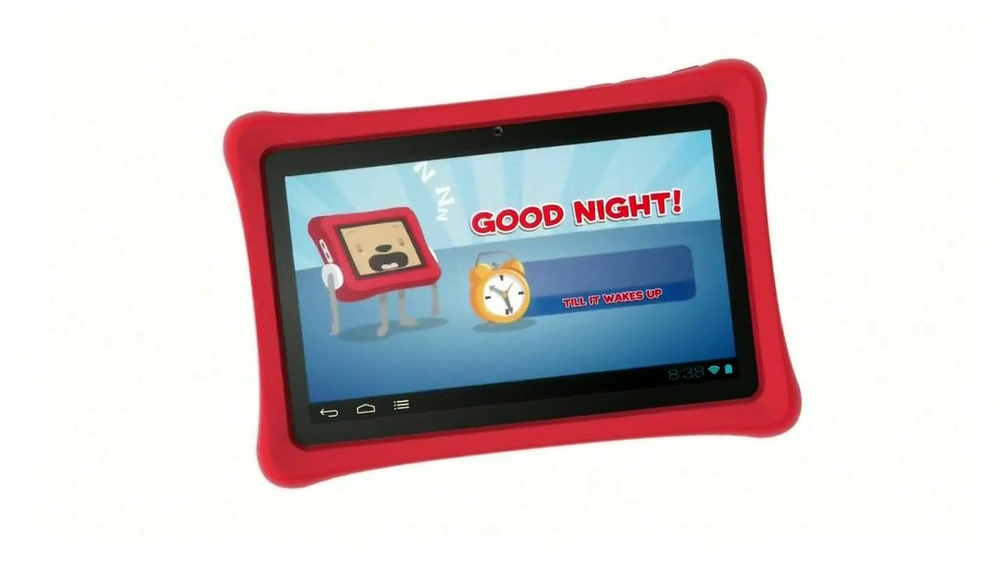 Nabi Tablet TV Spot, 'Good Morning' - Screenshot 10