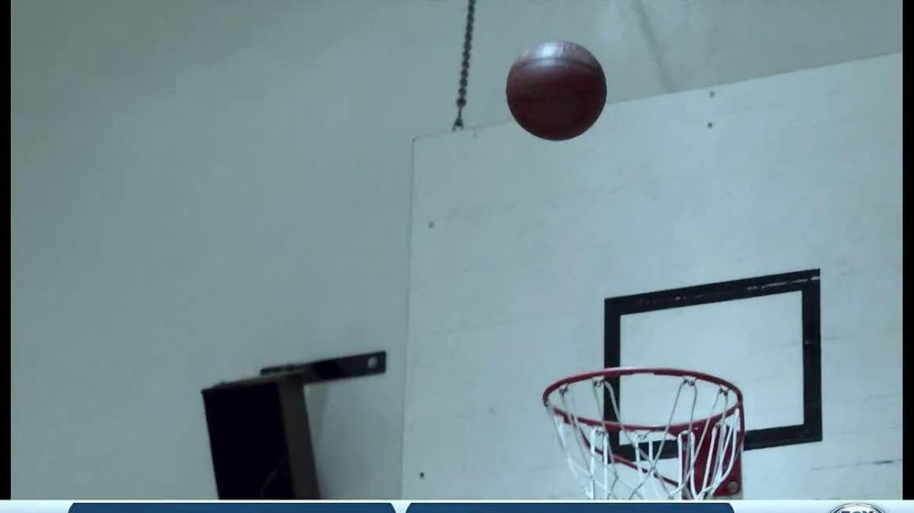 Guinness TV Spot, 'Wheelchair Basketball' - Screenshot 1