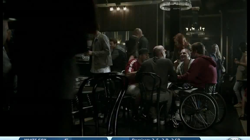 Guinness TV Spot, 'Wheelchair Basketball' - Screenshot 10