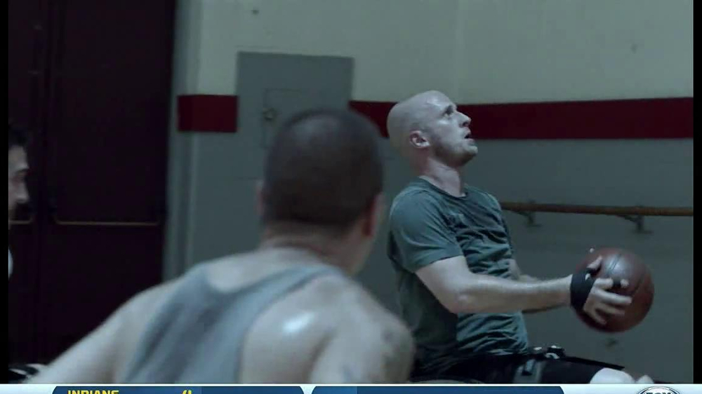 Guinness TV Spot, 'Wheelchair Basketball' - Screenshot 6