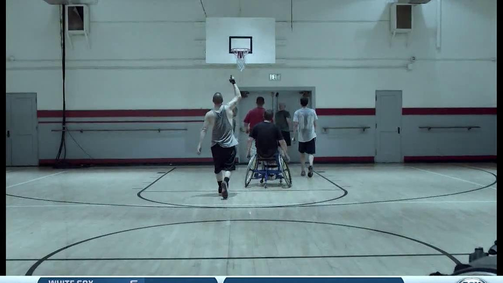 Guinness TV Spot, 'Wheelchair Basketball' - Screenshot 9