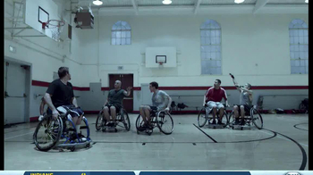 Guinness TV Spot, 'Wheelchair Basketball' - Thumbnail 5