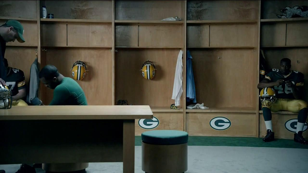 Campbell's Chunky Soup TV Spot, 'Souperstitious' Feat. Clay Mathews - Screenshot 10