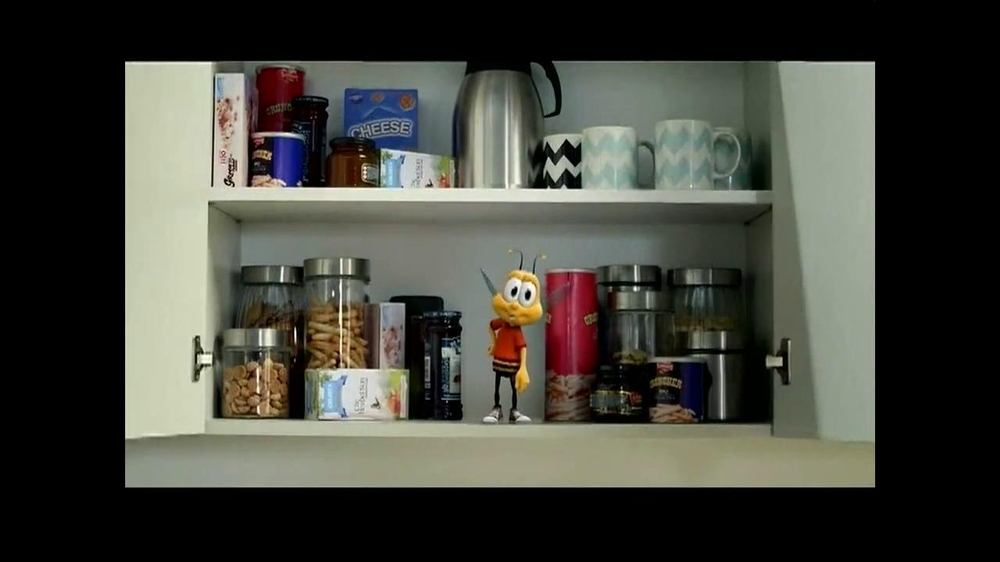Honey Nut Cheerios TV Spot, 'Must Be The Honey' - Screenshot 2