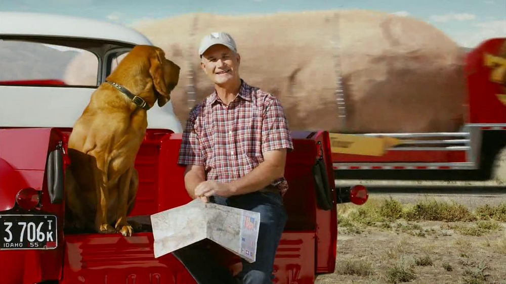 Idaho Potato TV Spot, 'Missing Truck' - Screenshot 10