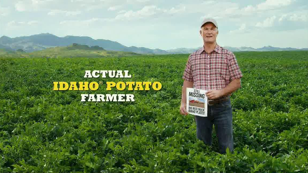 Idaho Potato TV Spot, 'Missing Truck' - Screenshot 2