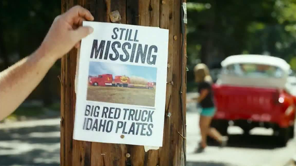 Idaho Potato TV Spot, 'Missing Truck' - Screenshot 6