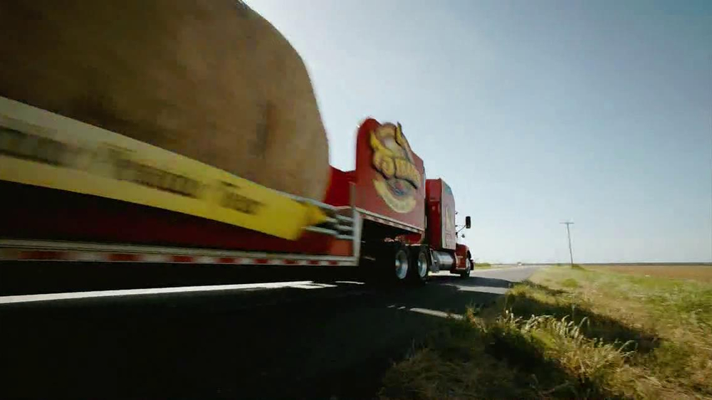 Idaho Potato TV Spot, 'Missing Truck' - Screenshot 8