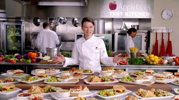 Applebees Lunch Combos TV Spot, 'Mind Blown'