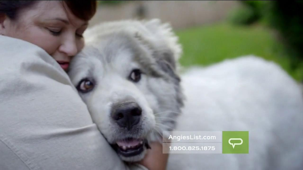 Angie's List TV Spot, 'New Dog' - Screenshot 3