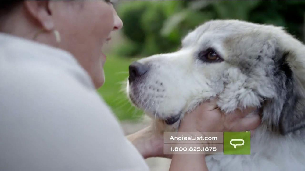 Angie's List TV Spot, 'New Dog' - Screenshot 4