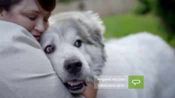 Angie's List TV Spot, 'New Dog' - Thumbnail 3