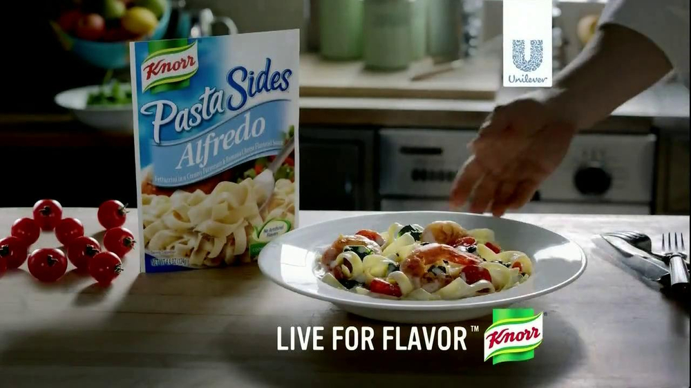 Knorr Pasta Sides TV Spot - Screenshot 10