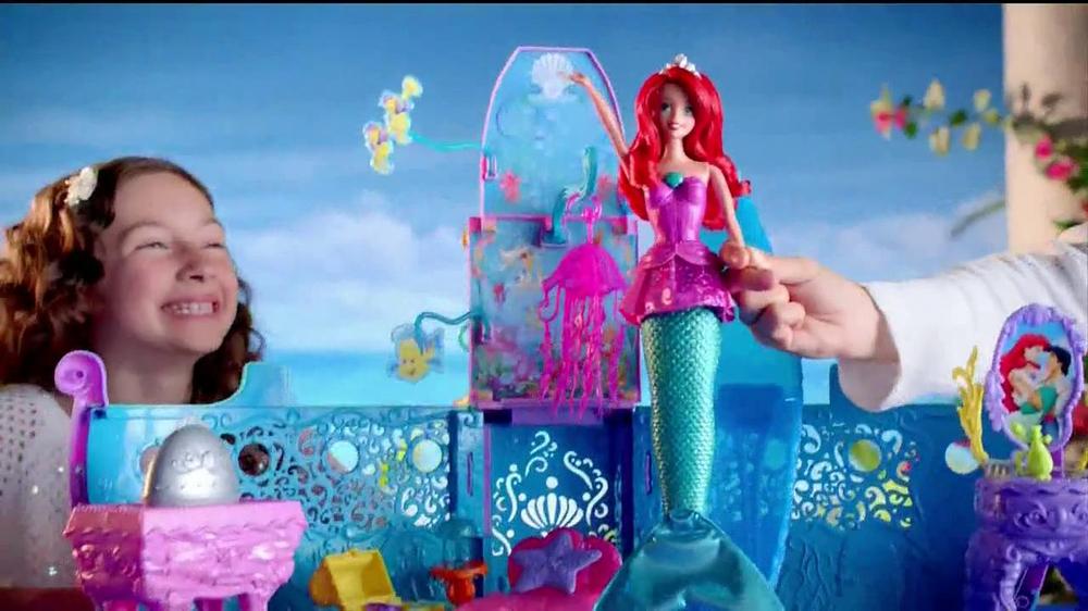 Mermaid To Princess Ariel Tv Commercial Ispot Tv