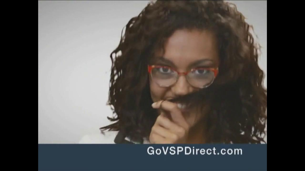 VSP Direct TV Spot, 'Look' thumbnail