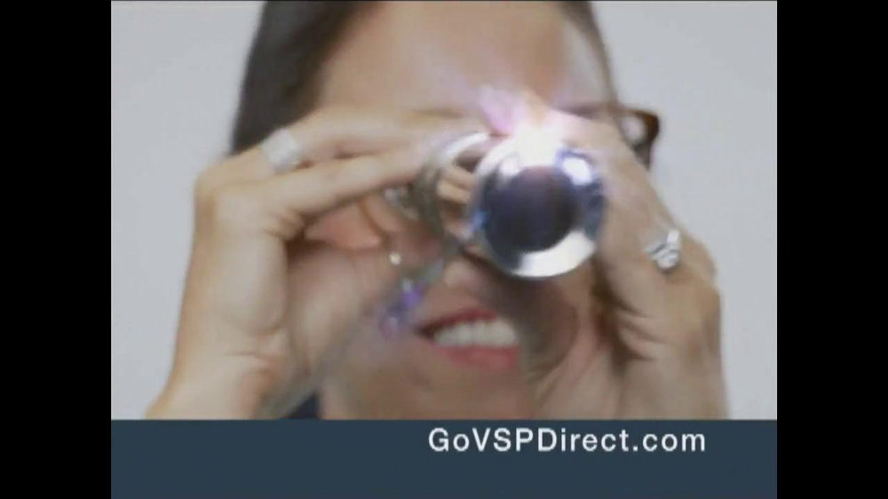 VSP Direct TV Spot, 'Look' - Screenshot 7