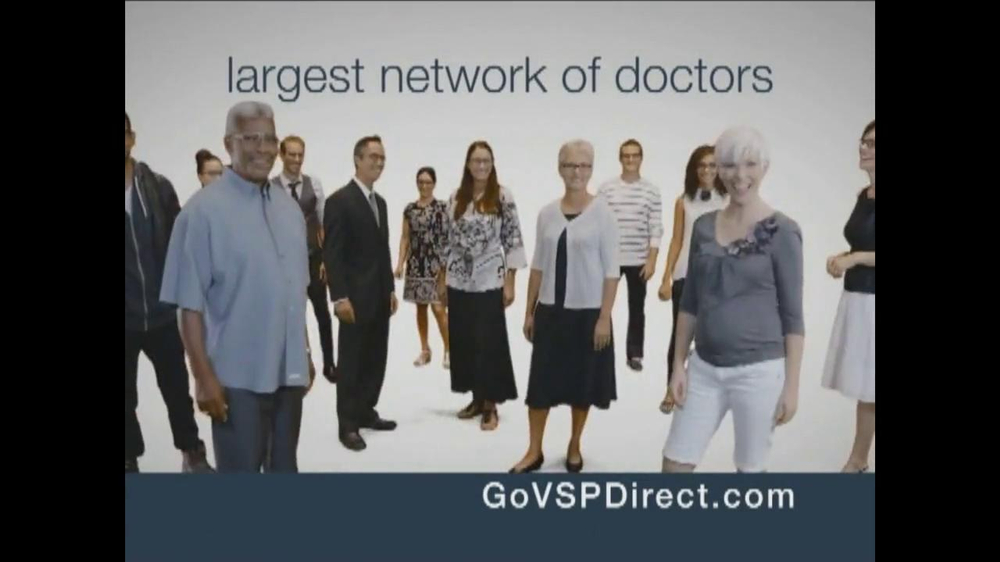 VSP Direct TV Spot, 'Look' - Screenshot 8