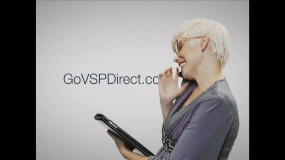 VSP Direct TV Spot, 'Look' - Screenshot 9