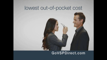 VSP Direct TV Spot, 'Look' - Thumbnail 4