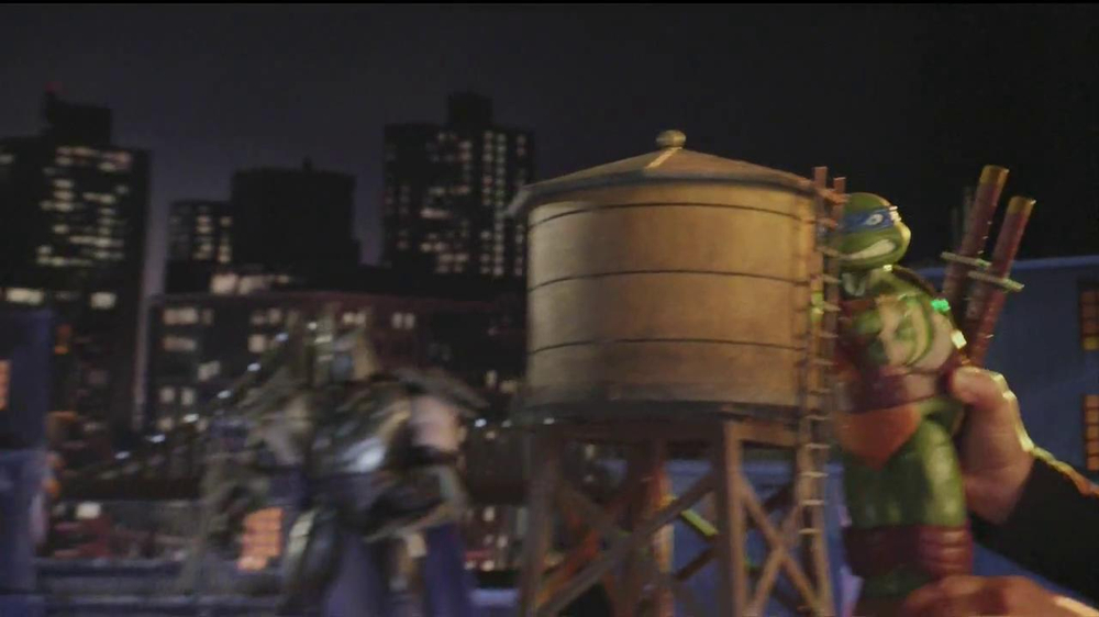 Teenage Mutant Ninja Turtles Super-Sized Battle Shell Turtles TV Spot - Screenshot 10