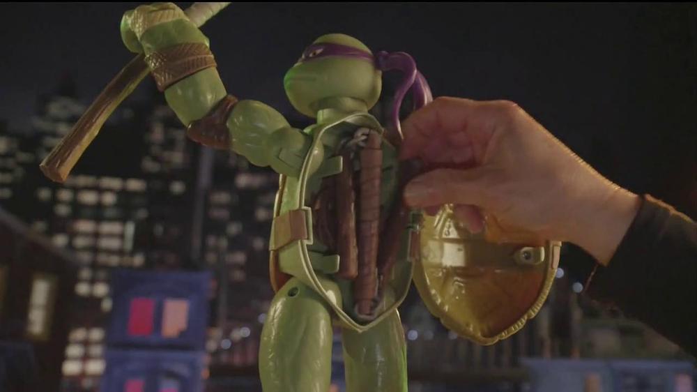 Teenage Mutant Ninja Turtles Super-Sized Battle Shell Turtles TV Spot - Screenshot 9
