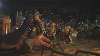 Teenage Mutant Ninja Turtles Super-Sized Battle Shell Turtles TV Spot - Thumbnail 2