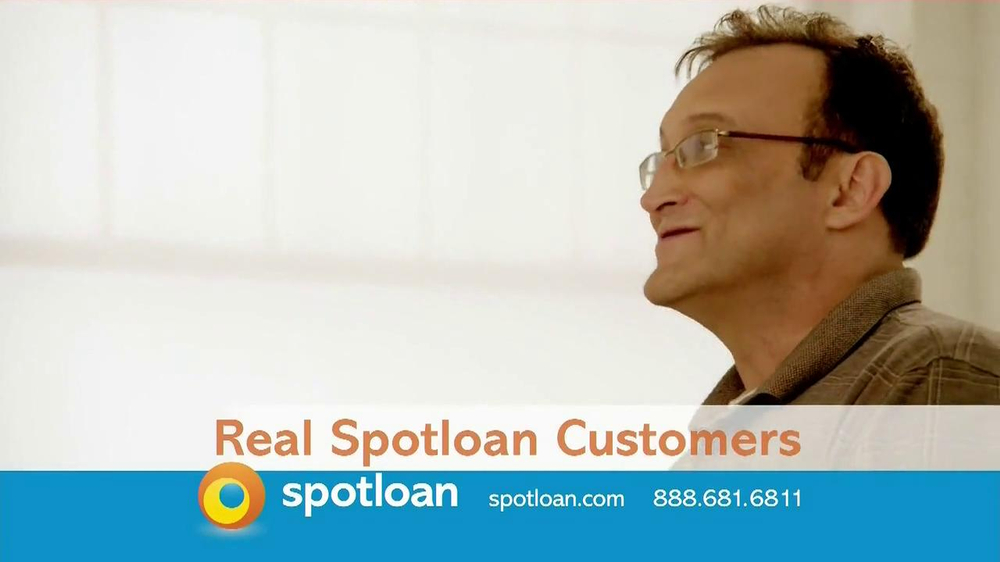Spot Loan TV Spot - Screenshot 10