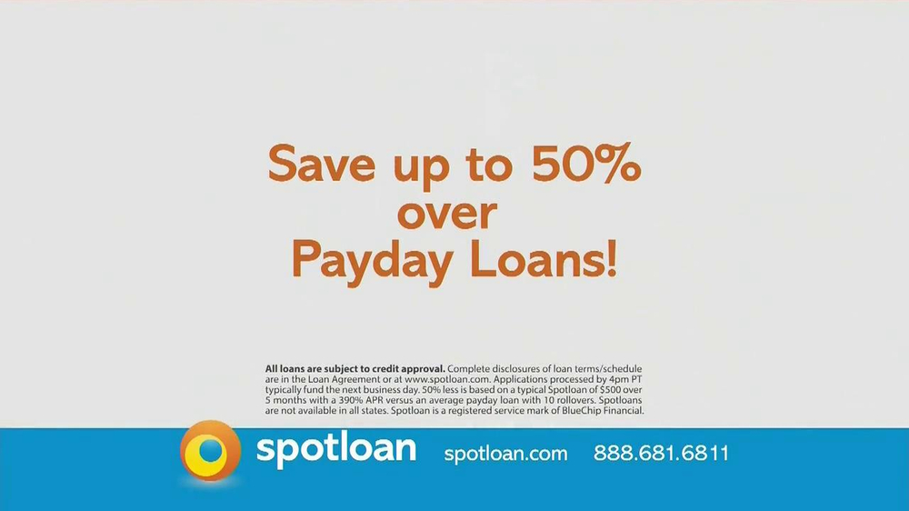 Spot Loan TV Spot - Screenshot 7