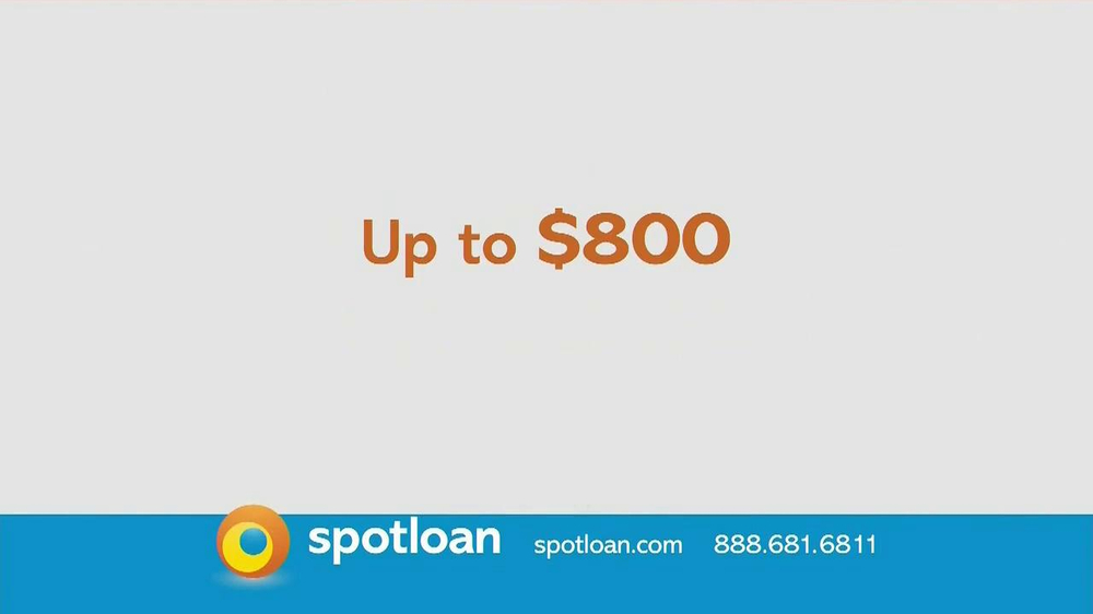 Spot Loan TV Spot - Screenshot 9