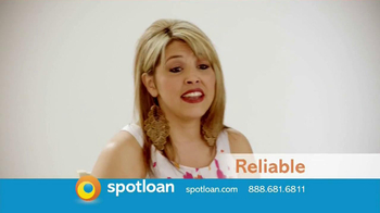 Spot Loan TV Spot - Thumbnail 4