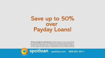 Spot Loan TV Spot - Thumbnail 8