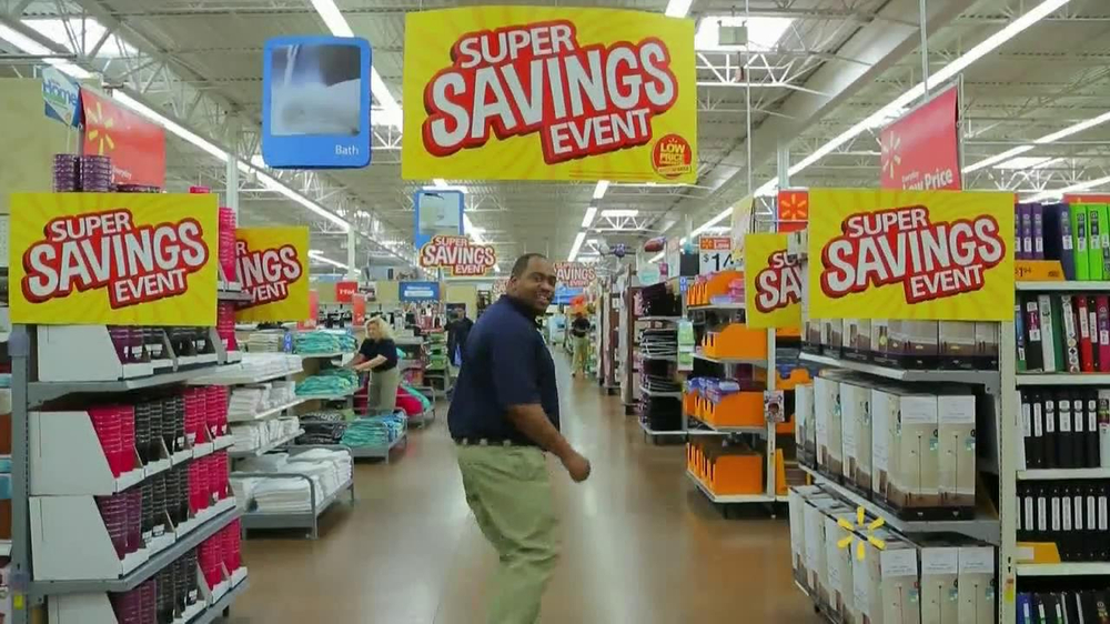 Walmart Super Savings Event TV Spot - Screenshot 2
