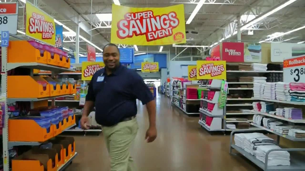 Walmart Super Savings Event TV Spot - Screenshot 3