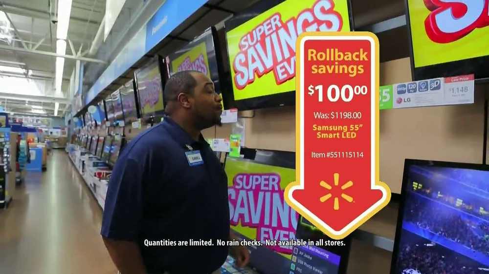 Walmart Super Savings Event TV Spot - Screenshot 5
