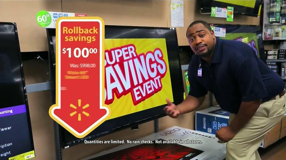 Walmart Super Savings Event TV Spot - Screenshot 6
