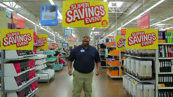 Walmart Super Savings Event TV Spot - Thumbnail 1