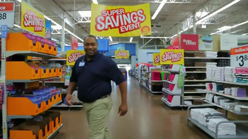 Walmart Super Savings Event TV Spot - Thumbnail 3