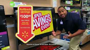 Walmart Super Savings Event TV Spot - Thumbnail 7