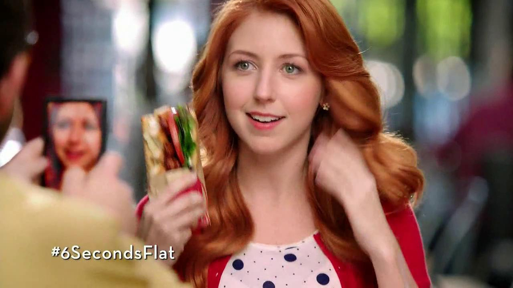 Wendy's Flatbread Grilled Chicken TV Spot, 'Have to Tweet it' - Screenshot 4