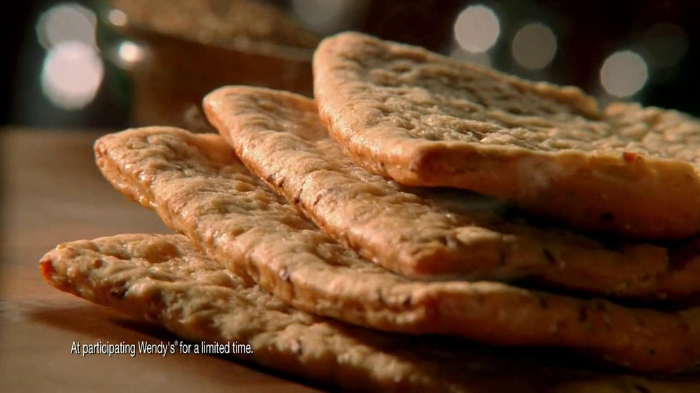 Wendy's Flatbread Grilled Chicken TV Spot, 'Have to Tweet it' - Screenshot 9