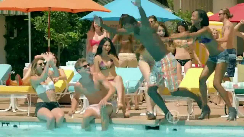 Radio Shack TV Spot, 'Sol Replic Deck' Feat. Lil Jon and Michael Phelps - Screenshot 2